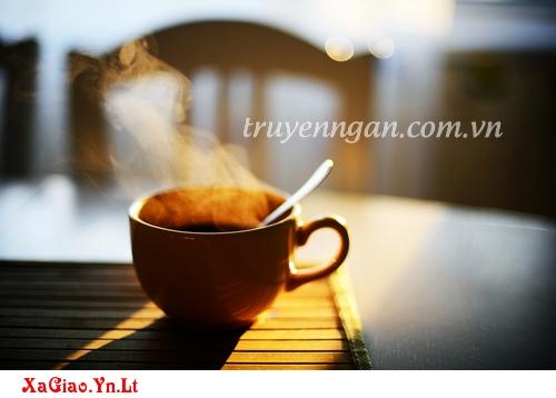 Vị ngọt của cà phê muối